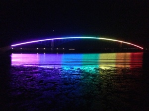 """Rainbow Bridge"""